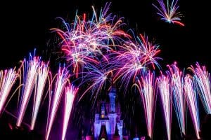 Magic Kingdom Fireworks Spots You Haven't Heard Of