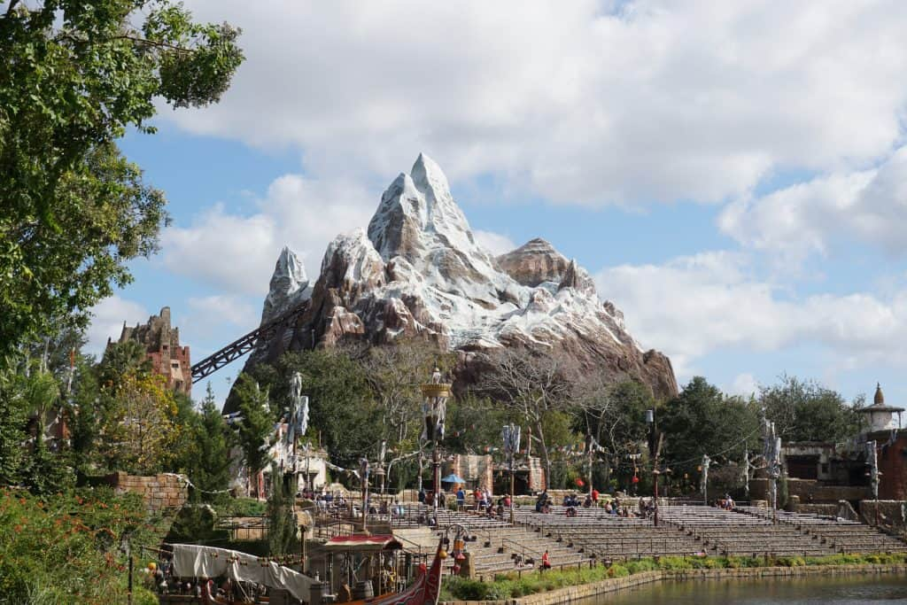 Expedition Everest is a thrilling ride at Walt Disney World that does also have a ride height requirement.