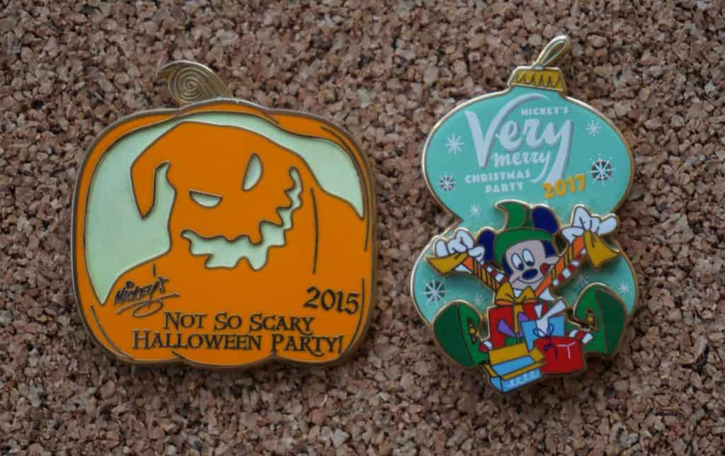 Limited release Disney trading pins example.